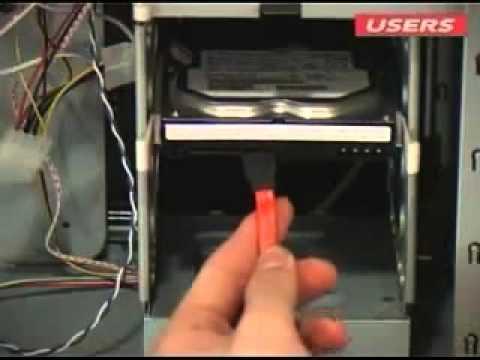 Instalacion de un disco duro Serial ATA