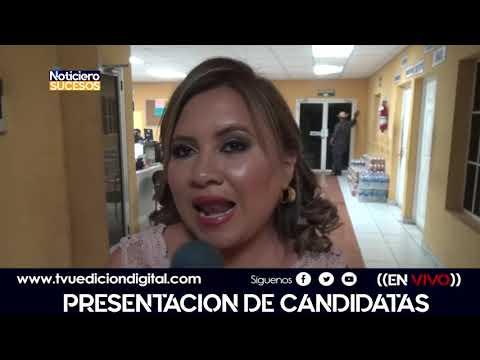 Presentacion de Candidatas Verapaz
