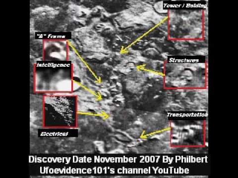 NASA RELEASES-EVIDENCE OF HUMAN LIFE ON MARS-BREAKING NEWS !