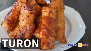 How to Cook Turon