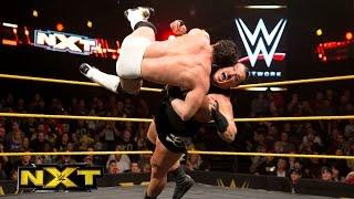 Rhyno vs. Elias Samson: WWE NXT, February 18, 2015