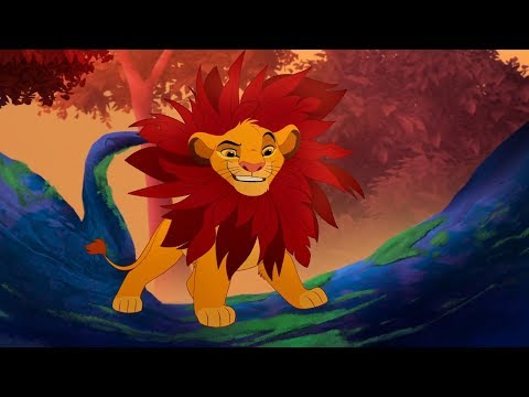 The Lion Guard: I Do Have a Great Deal to Say song (with lyrics) | The Morning Report
