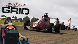 Формула 1 на минималках | Nürburgring GP и Open Wheel в Race Driver: GRID