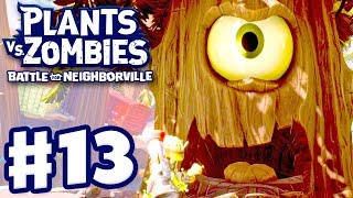 Dreadwood Boss Fight! - Plants vs. Zombies: Battle for Neighborville - Gameplay Part 13 (PC)