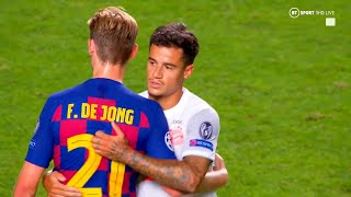 Bayern munich & philippe coutinho destroyed barcelona with 8 goals facebook: https://www.facebook.com/1900fcbfreak click 'show more' to see important details...