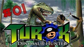 Turok: Dinosaur Hunter #01 – Ich bin Turok! (Deutsch/Action/Gameplay)