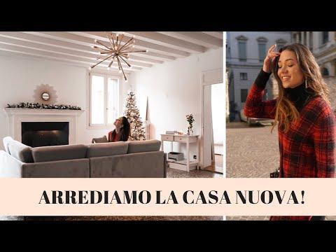 VLOGMAS: ARREDIAMO LA NUOVA CASA! Elisabetta Pistoni