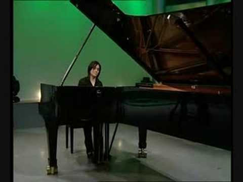 Evgenia Rubinova spielt Brahms' Intermezzo op. 116/2