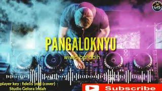 Download Mp3 Pangaloknyu Karaoke - Lagu Dayak | Wiwid Balabih