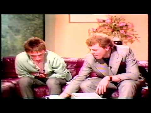 The Style Council: Interview on TV- am.