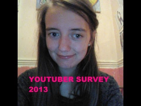YouTube Survey 2013