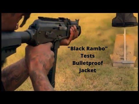 """""""black-rambo""""-tests-bulletproof-jacket"""