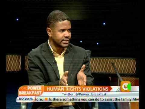 Power Breakfast Interview with Hussein Khalid-CEO,Haki Africa