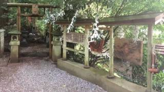 高千穂の旅 神社巡り 八大竜王水神社 八大之宮 荒立神社 高千穂神社