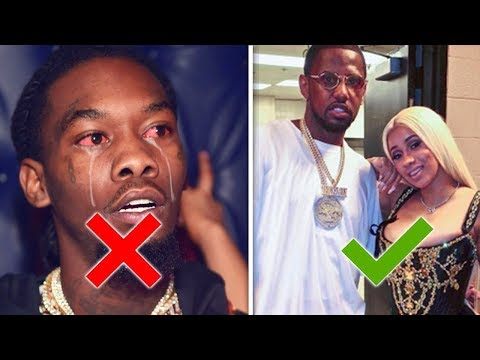 Offset is officially quitting rap after this happened...