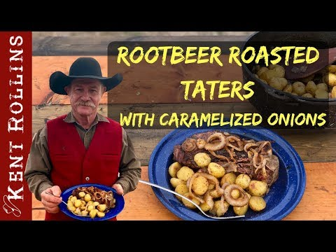 Austin James - Potatoes and onions cooked with root beer recipe!