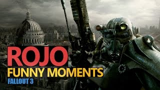 Funny Moments #93: FALLOUT 3 (Rojo & Urhara)