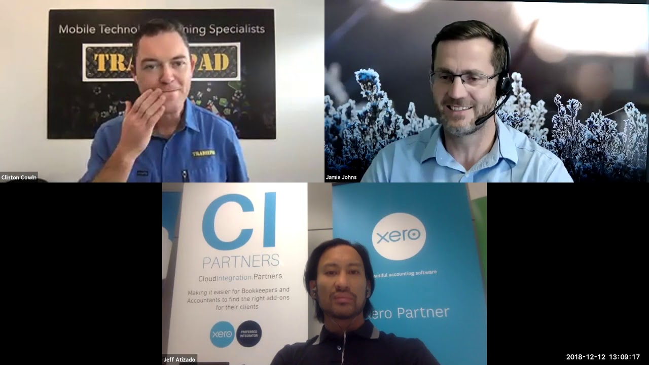 CIP Cloudcast with Jamie Johns - December 2018
