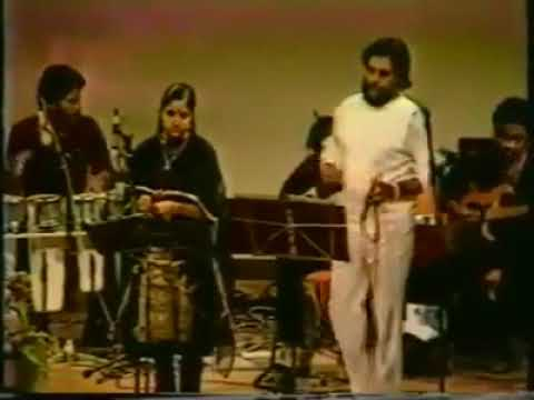 yesudaschithra old stage programme