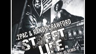 2PAC & RANDY CRAWFORD - STREET LIFE[O