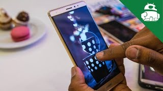 huawei Mate S Force Touch Hands On!