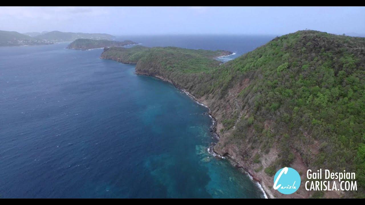 Isle a Quatre -Private Island for Sale -Development ...