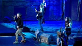 Iron Maiden Live, Shanghai, Mercedes Benz Arena
