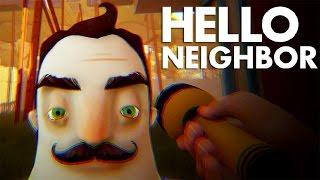 ЕЩЁ ОДНА НОВАЯ АЛЬФА ► Hello Neighbor Alpha 4 #1