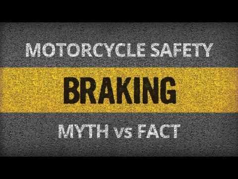 Motorcycle Braking Distance & Safety   WTSC   It's a Fine Line