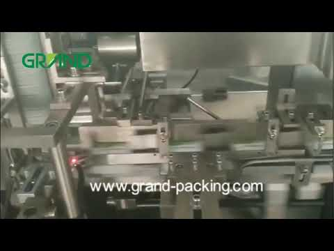 Automatic Condom Packing Cartoning Machine Production Line(3 Pieces )