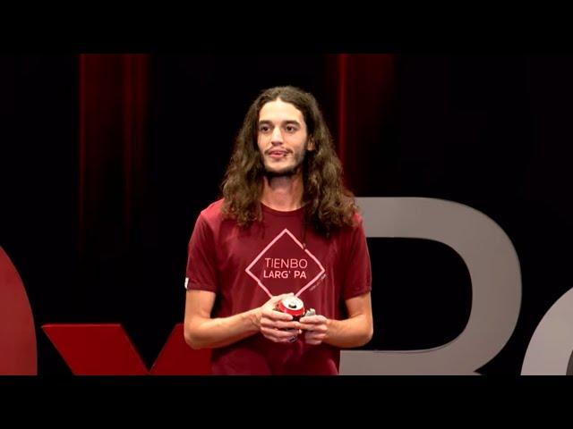 Des solutions concrètes pour la transition écologique | Quentin JOSSERON | TEDxRéunion