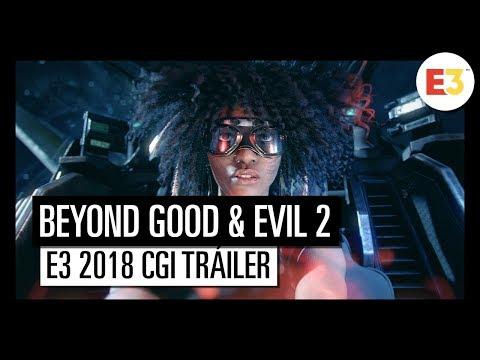 BEYOND GOOD & EVIL: TRÁILER CINEMÁTICO DEL E3 2018