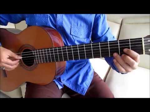 Belajar Kunci Gitar Dewa 19 Kangen Intro