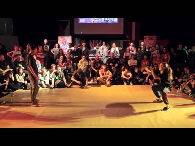 SDK LATVIA PRESELECTION 2013 - Final Hip-Hop Female