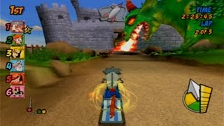 Cartoon Network Racing - The Castle [PS2]
