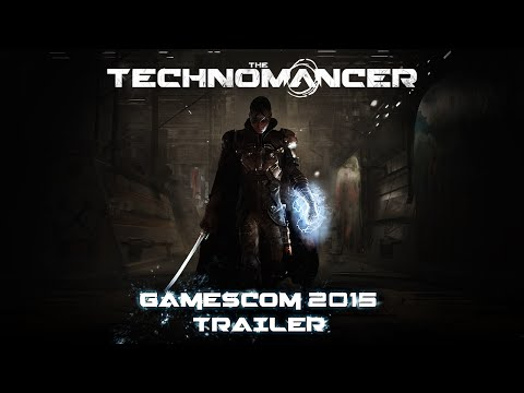 THE TECHNOMANCER: GAMESCOM 2015 TRAILER