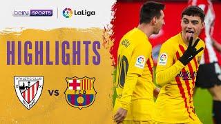 Athletic Club 2-3 Barcelona | LaLiga 20/21 Match Highlights