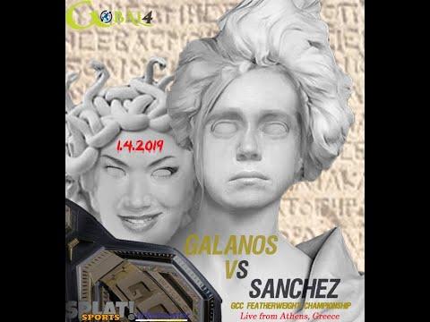GCC 4 Galanos vs Sanchez