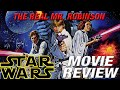 STAR WARS: EPISODE IV - A NEW HOPE (1977) Movie Review