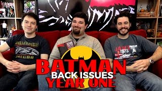 Batman: Year One on Back Issues