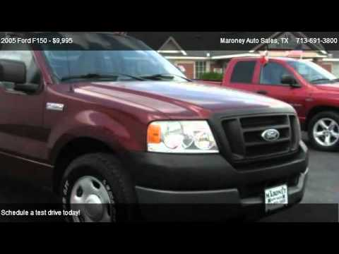 Ford F150 For Sale In Houston Tx 2005 Ford F150 2WD Regular Cab Styleside 6-1/2 Ft Box XL - for sale in ...