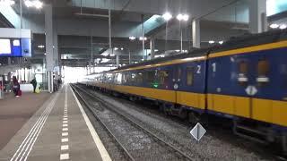 Aankomst IC Brussel in Breda!! | de treinreiziger treint door Nederland