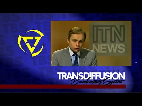★ Weekend World/ITN News/adverts   Sunday 7 March 1982