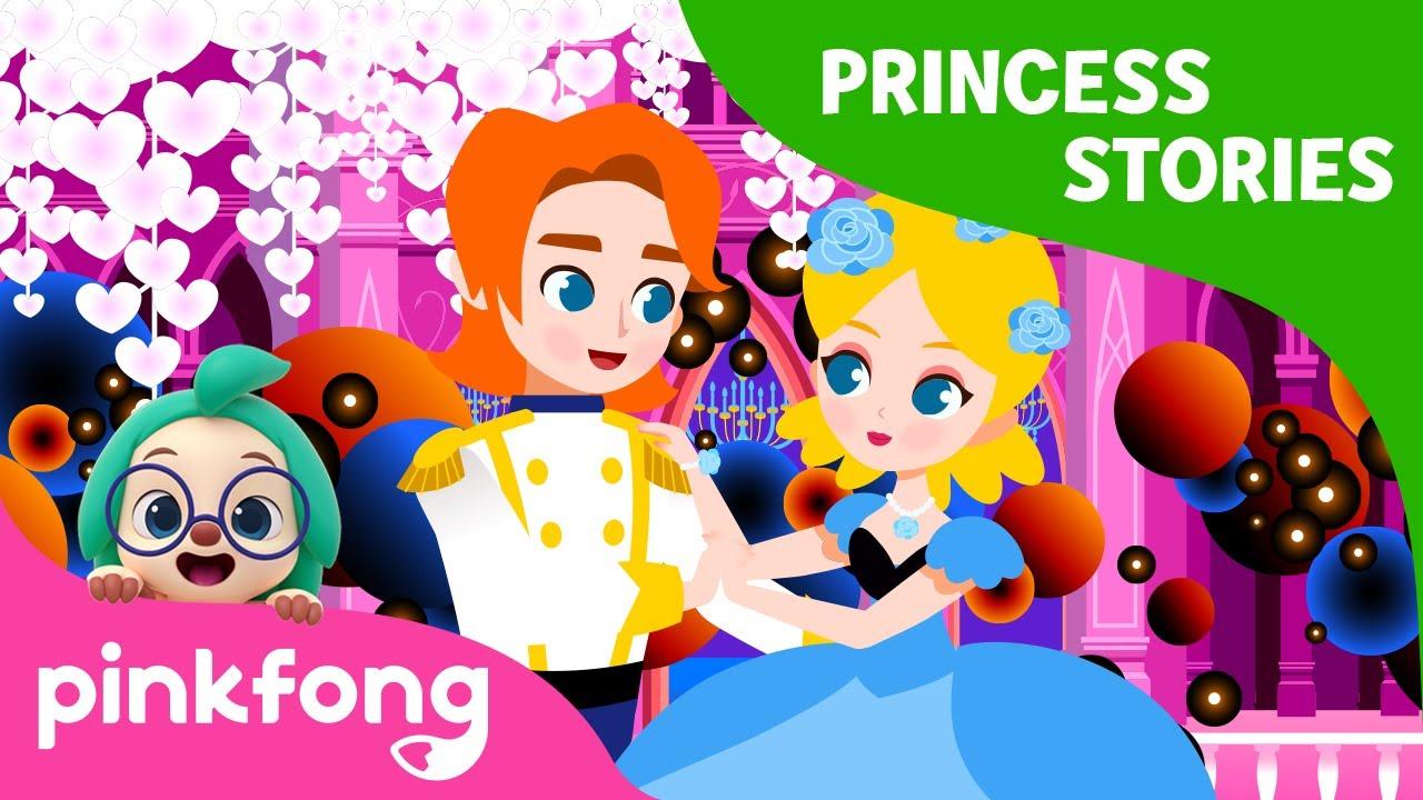 Cinderella | Princess World | Princess Stories | Pinkfong Songs for Children
