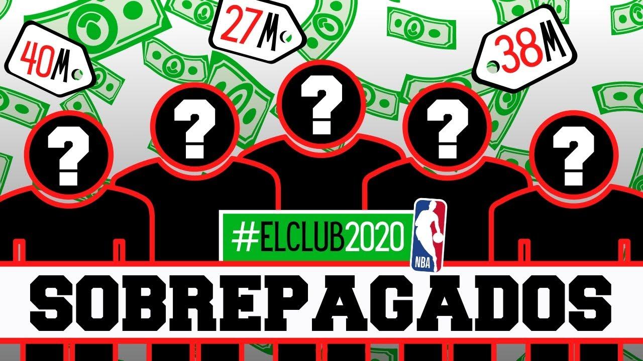 EL CLUB DE LOS ATRACADORES NBA 2020