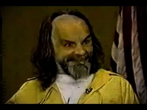 Ünlü Seri Katil CHARLES MANSON | Tarikat | TÜRKÇE