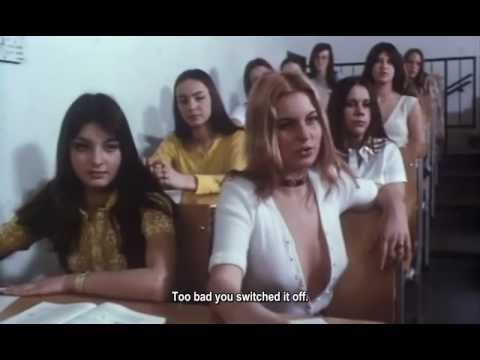 'Der neue Schulmädchenreport 2. Teil - Was Eltern den Schlaf raubt' (1971) - short clip