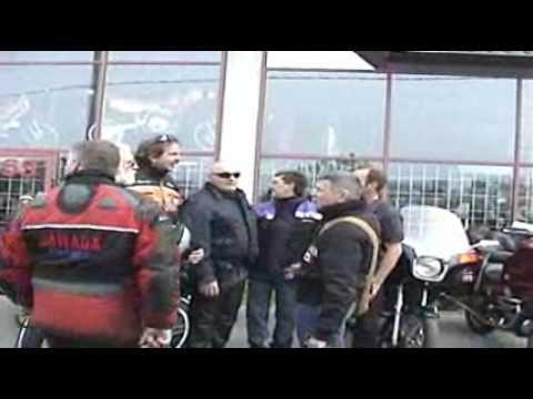 En moto du Québec à Panama