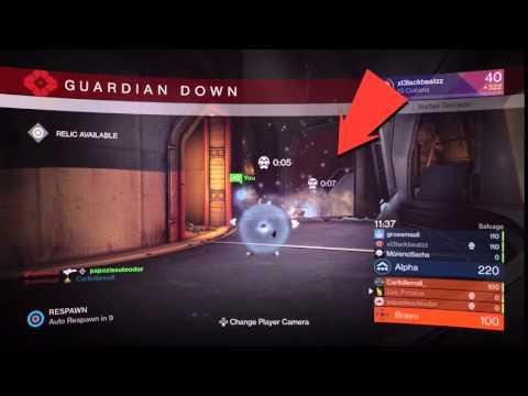 Guy hacking in Destiny?@Bungie