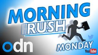 Zoo animals roam streets of Georgia, toe wrestling championships - Morning Rush 15/06/2015
